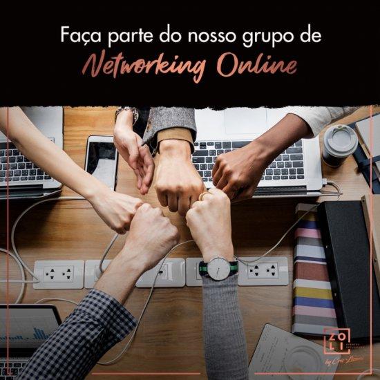 oportunidades de networking on-line